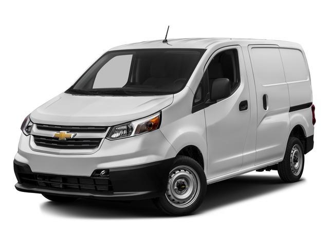 2017 City Express Cargo Van
