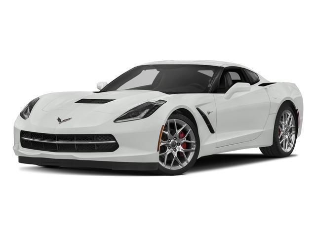 2018 Corvette