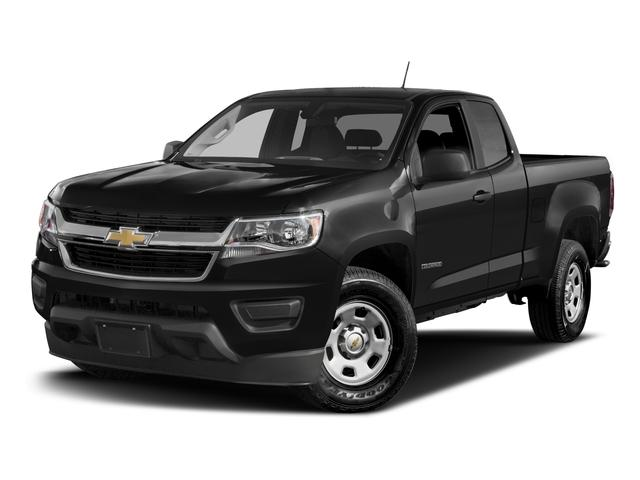 2018 chevrolet colorado 2WD Ext Cab 128.3 Work Truck