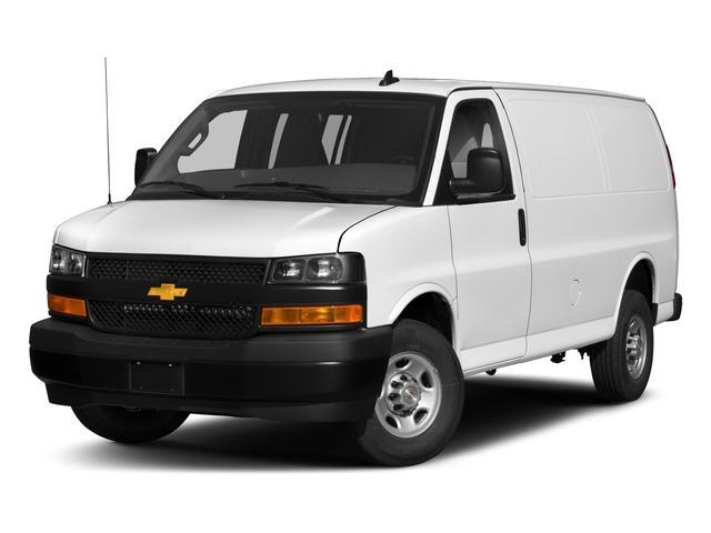 2018 Express Cargo Van