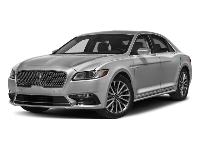 2018 lincoln continental AWD Livery