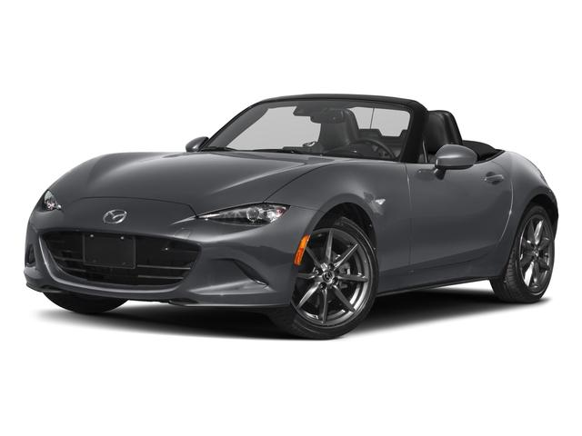 2018 mazda mx-5 50th Anniversary Edition Manual