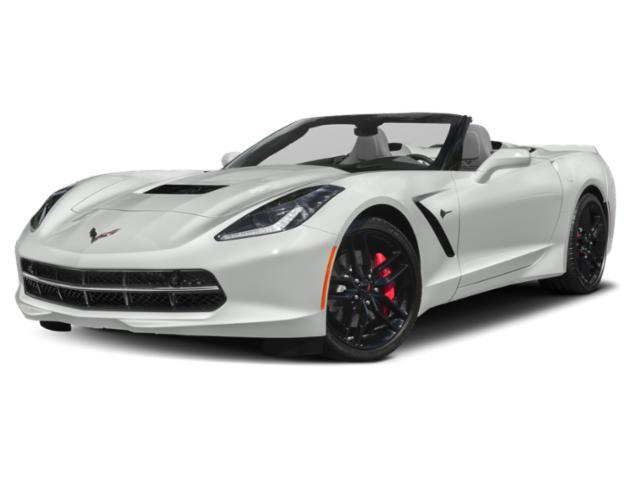 2019 chevrolet corvette 2dr Stingray Cpe w/1LT