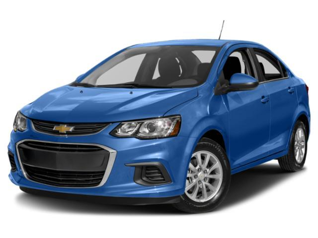 2019 chevrolet sonic 4dr Sdn Manual LS