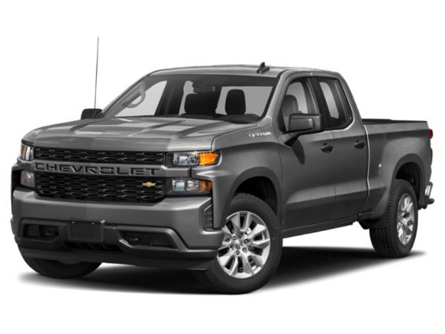 2019 chevrolet silverado 1500 2WD Double Cab 147 Custom