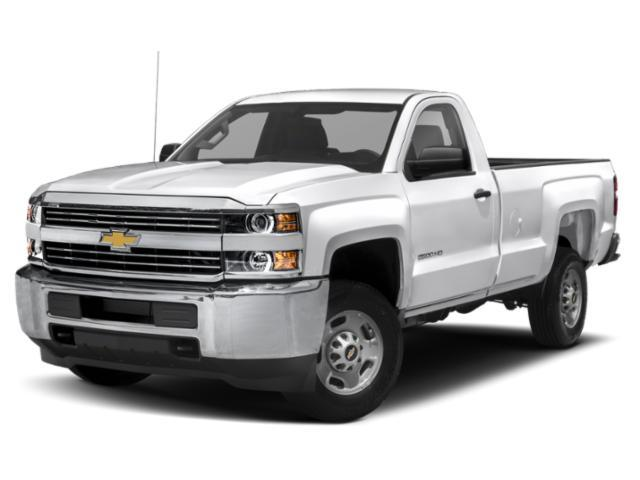 2019 chevrolet silverado 2500hd 2WD Double Cab 158.1 Work Truck