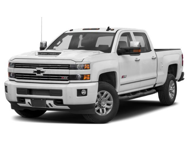 2019 chevrolet silverado 3500hd 4WD Crew Cab 153.7 High Country