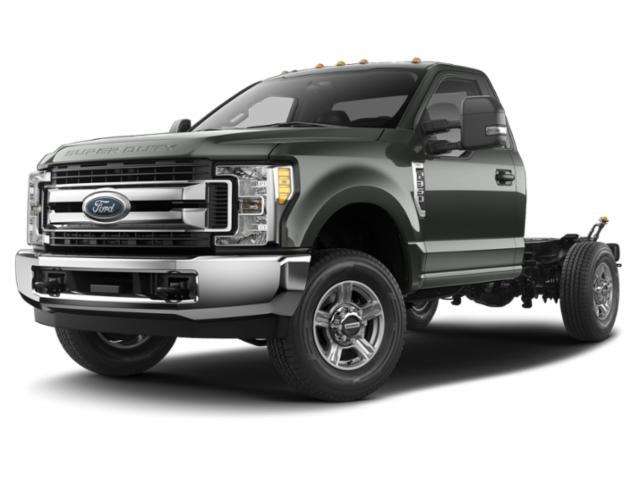 2019 ford super duty f-350 drw XL 2WD Reg Cab 145 WB 60 CA