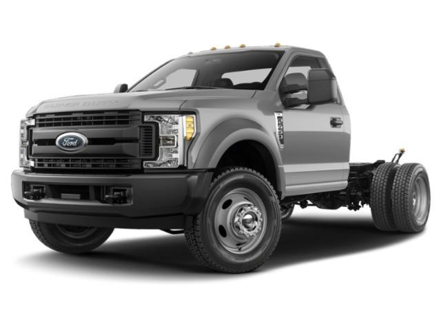 2019 ford super duty f-450 drw XL 2WD Reg Cab 193 WB 108 CA