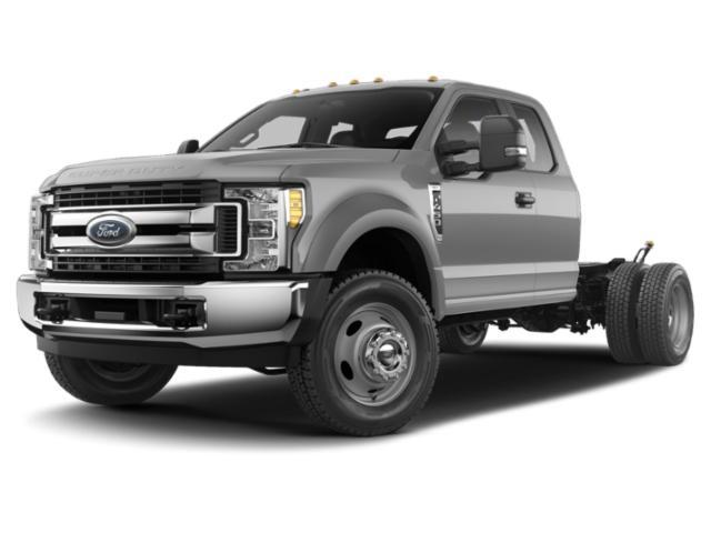 2019 Super Duty F-550 DRW
