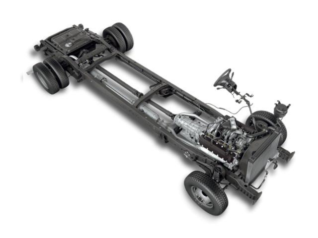2019 E-Series Stripped Chassis