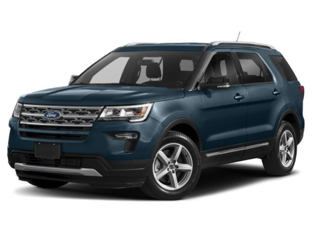 2019 ford explorer Sport 4WD