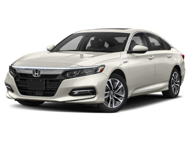 2019 honda accord hybrid EX Sedan