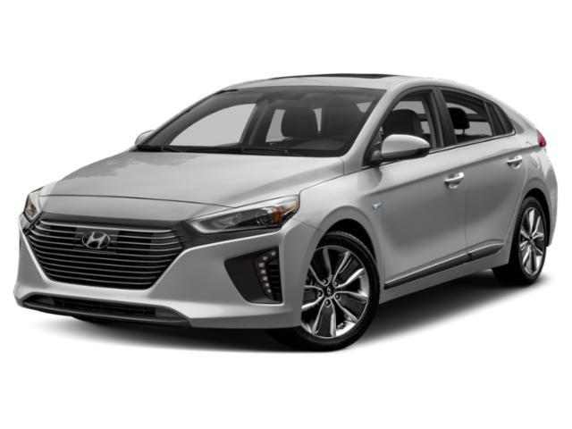 2019 hyundai ioniq hybrid Preferred Hatchback