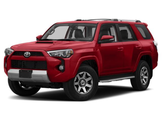 2019 toyota 4runner Limited 2WD (SE)