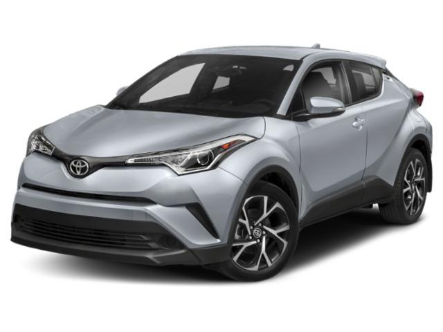 2019 toyota c-hr Limited FWD (GS)