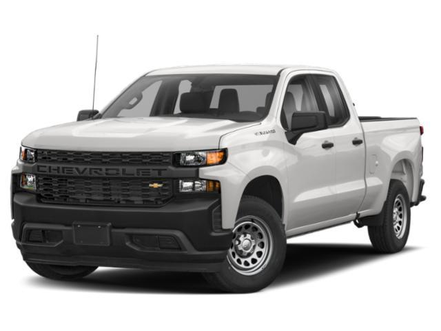 2020 chevrolet silverado 1500 2WD Double Cab 147 Custom