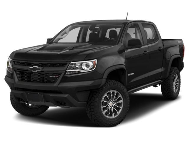 2020 chevrolet colorado 4WD Crew Cab 141 LT