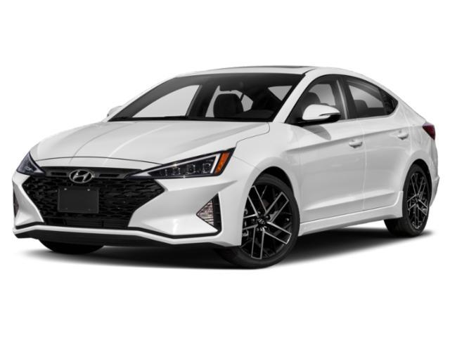 2020 hyundai elantra Essential Manual