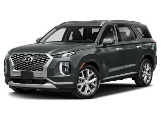 2020 hyundai palisade Preferred 8-Passenger AWD