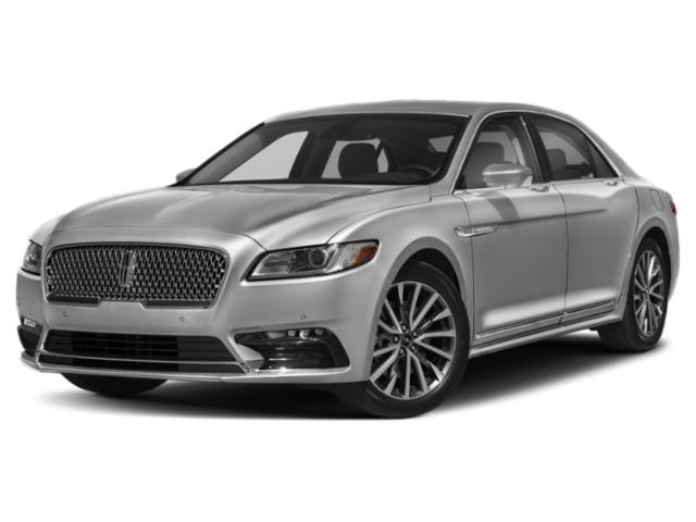 2020 lincoln continental Ultra TI