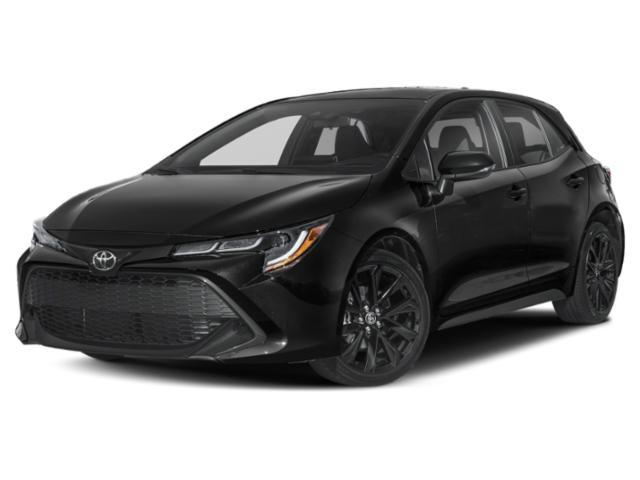 2020 toyota corolla hatchback XSE Manual (GS)