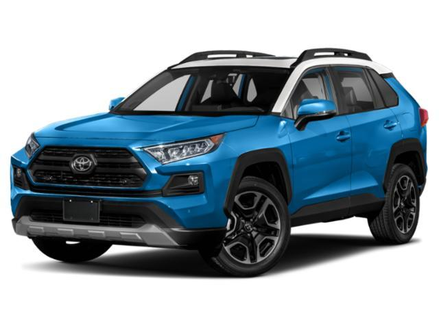 2020 toyota rav4 Limited FWD (GS)