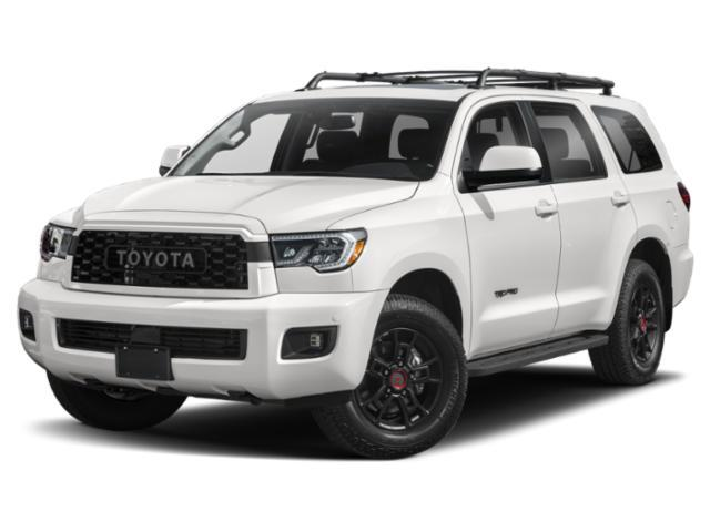 2020 toyota sequoia TRD Sport RWD (GS)