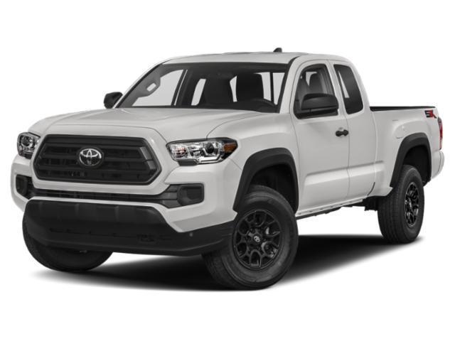 2020 Tacoma 4WD