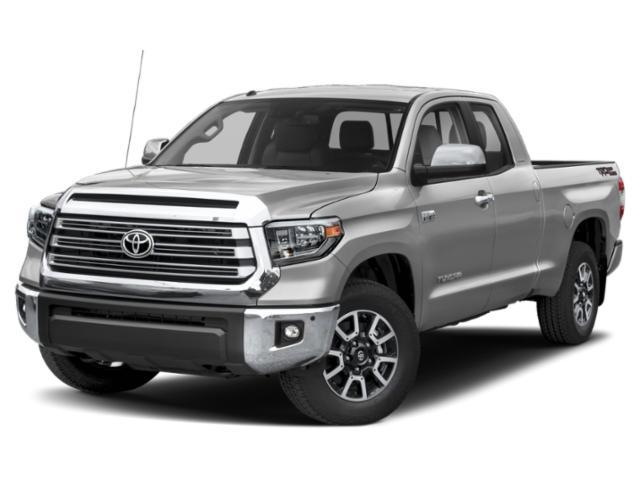 2020 toyota tundra 2wd SR Double Cab 6.5' Bed 5.7L (SE)