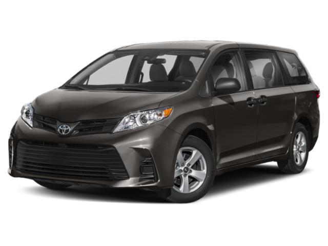 2020 toyota sienna LE FWD 8-Passenger (GS)