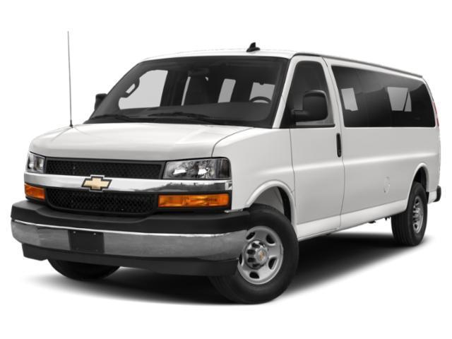 2021 Express Cargo Van