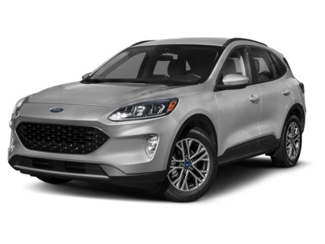 2021 ford escape SEL AWD