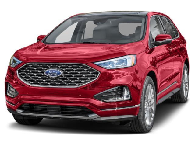 2021 ford edge ST-Line AWD