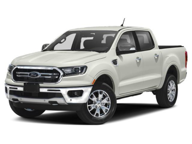 2021 ford ranger LARIAT 4WD SuperCab 6' Box