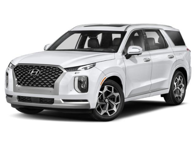 2021 hyundai palisade Preferred 8-Passenger AWD