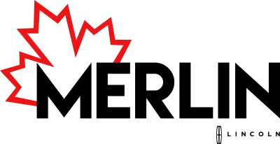 Merlin Lincoln logo