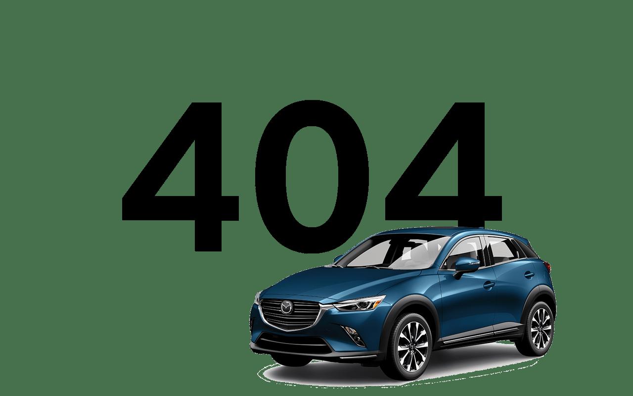 Page non trouvée de Mazda chez Yarmouth Mazda