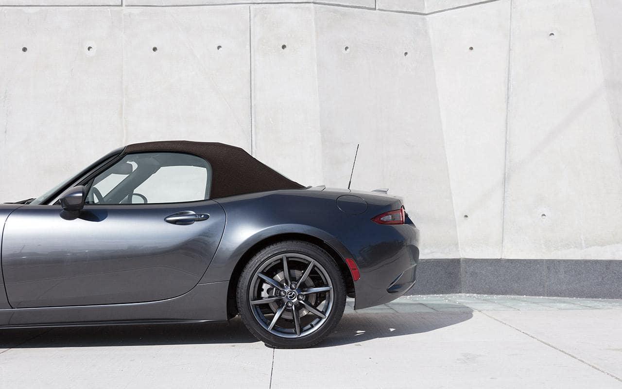 Demande de financement de Mazda chez Yarmouth Mazda