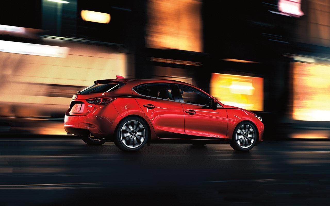 Planifier un essai routier de Mazda chez Mazda Val-David