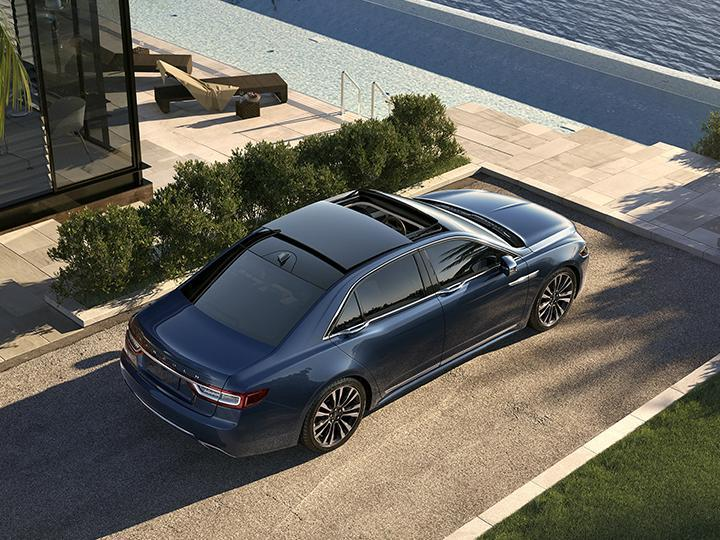 2020 Lincoln Continental | South Bay Lincoln