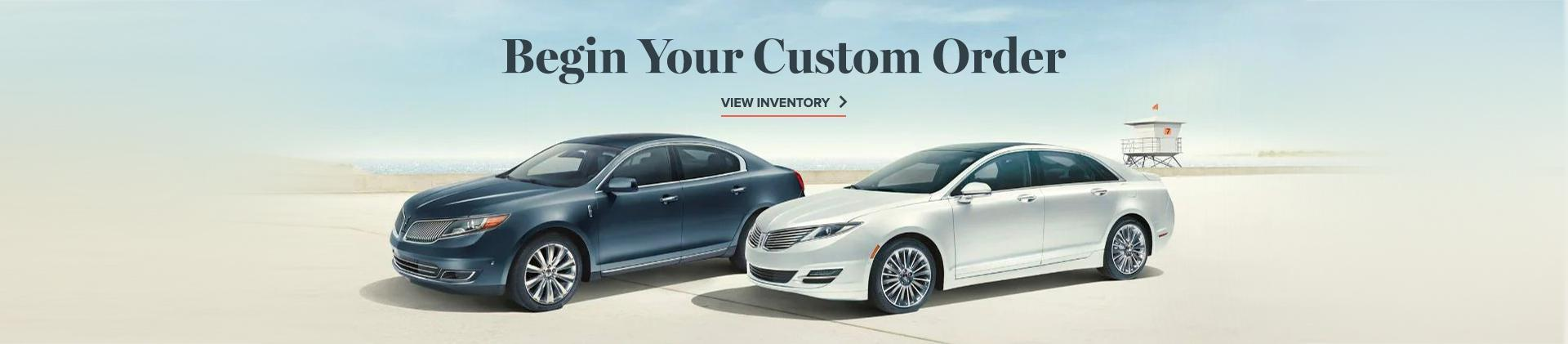 Custom Order Your New Lincoln from South Bay Lincoln in Hawthorne, CA