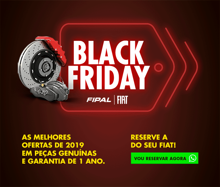 Black Friday Fipal Fiat