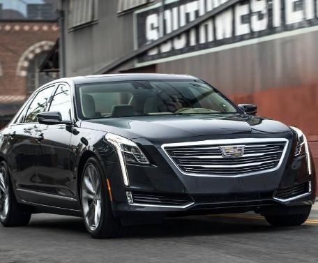2018 Cadillac CT6 Brochure