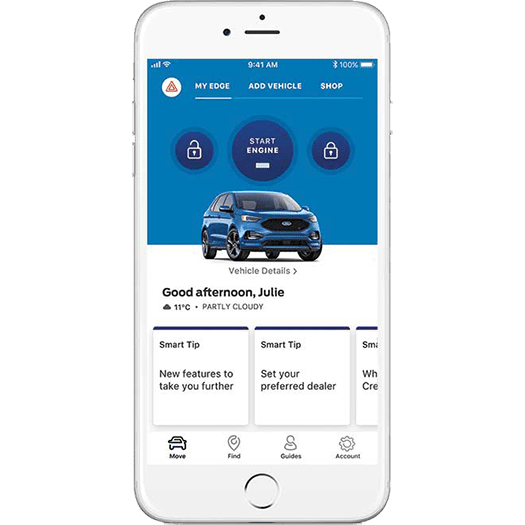 Ford Pass App image