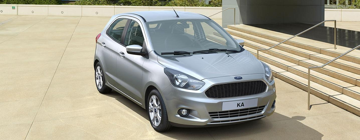 Novo Ford Ka Hatch 2018