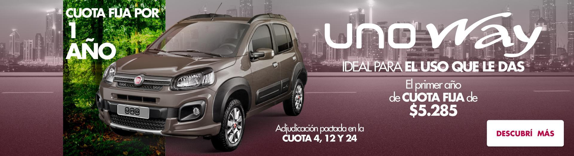 plan fiat uno way