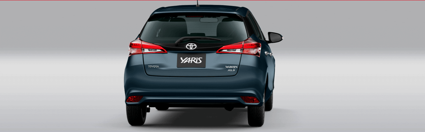 Yaris Hatch