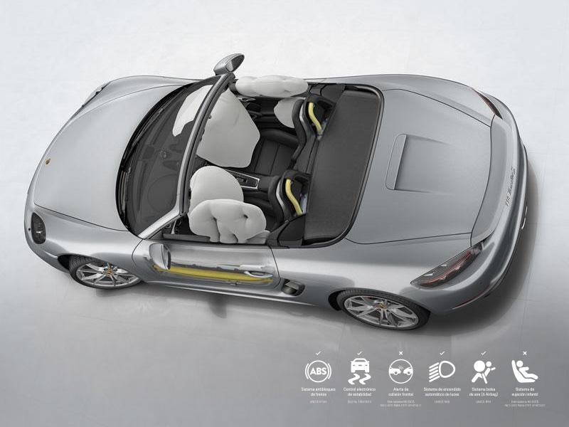 Porsche Side Impact Protection System (POSIP)