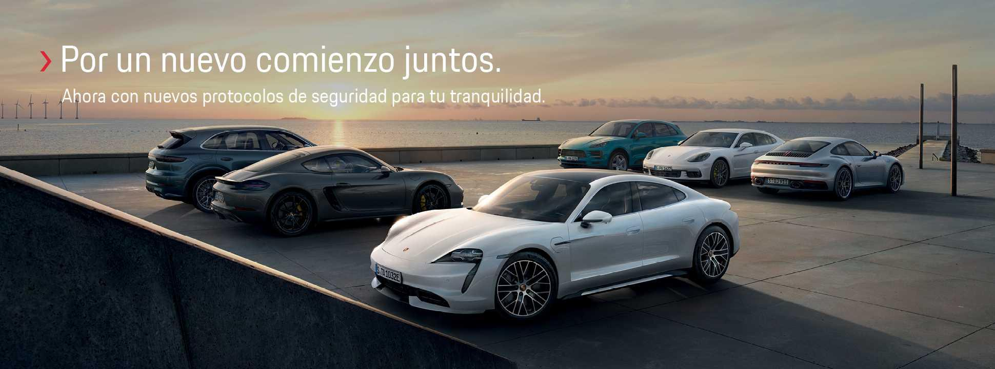 Porsche Center Santo Domingo - Aviso importante